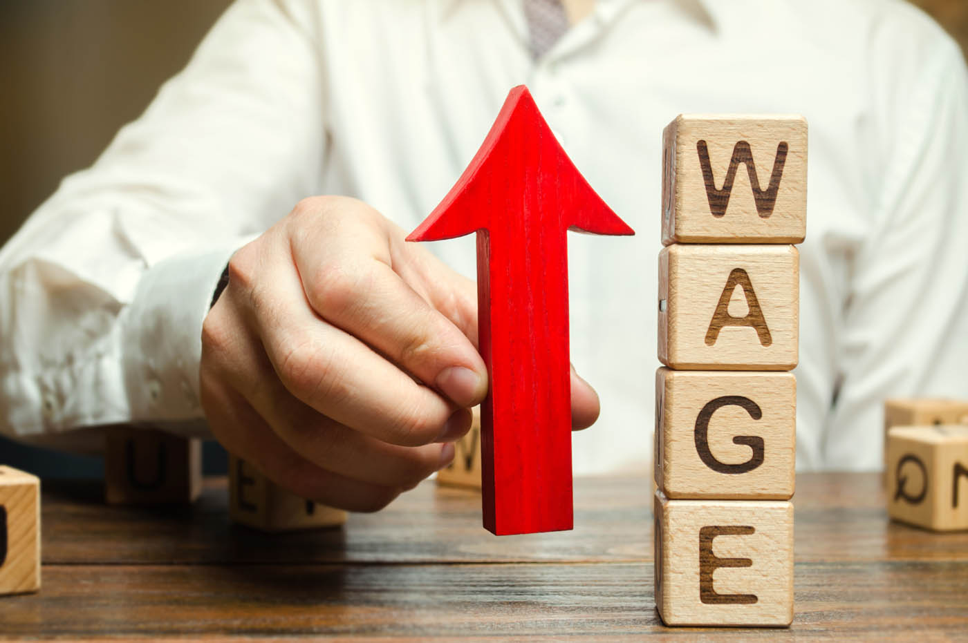 Wage Rate Increase