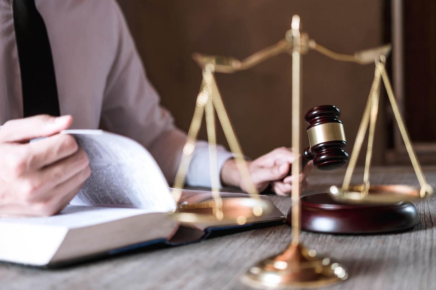 Law pendulum in office